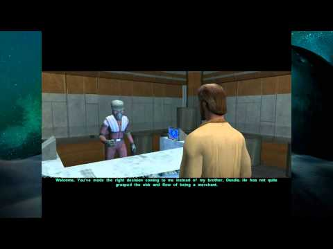 Knights of the Old Republic II Episode 8: Survey the Scene