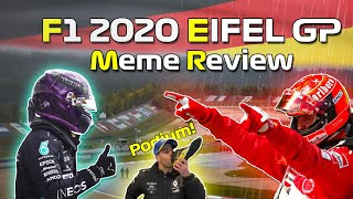 F1 2020 Eifel Grand Prix Meme Review
