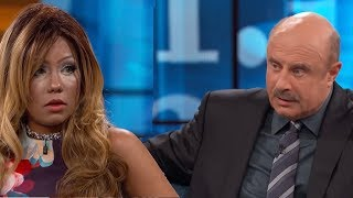 The Most Awkward Moment On Dr Phil