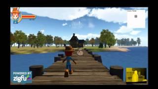 104級第10組 - 彼得潘的冒險:體感互動式童話