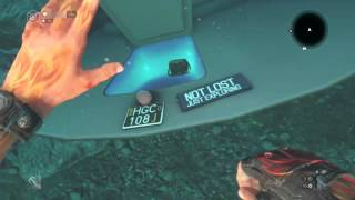Dying Light: The Following - UFO Easter Egg/Weapon/Outfit [WORKS ON CONSOLES NOW!!]