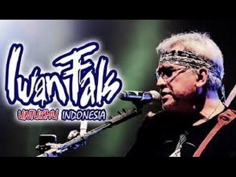 Wooow..!! Iwan Fals dan Gideon Tengker nyanyi bareng INDONESIA RAYA