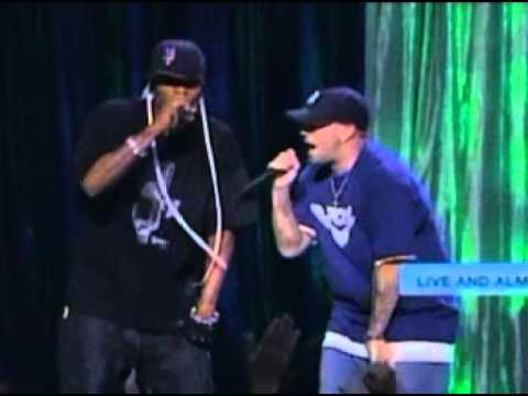 Limp Bizkit feat Method Man - N 2 Gether Now( Live @ MTV ...
