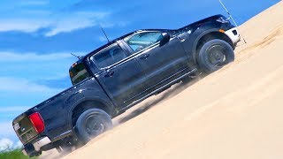 Ford Ranger 2019 TORTURE TEST смотреть