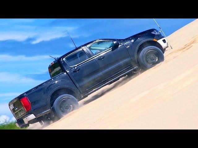 Ford Ranger (2019) TORTURE TEST