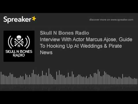 Interview With Actor Marcus Ajose, Guide To Hooking Up At Weddings & Pirate News (part 3 of 5)