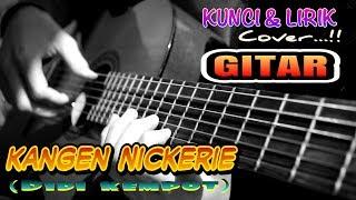 Kangen Nickerie ||didi kempot. lirik dan kunci gitar.