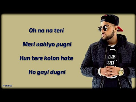 Na Na Na (Lyrics) - Karan Aujla ft. Deep Jandu