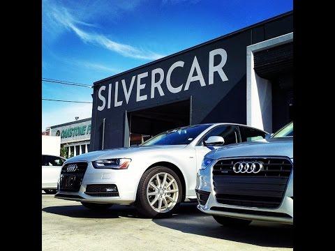 Silvercar Audi A4 Car Al Experience That Doesn T