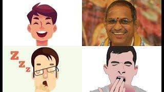 Funny - Humour in Speeches ( ప్రసంగాలలో హాస్యం ) Brahmasri Chaganti Koteswara Rao Garu