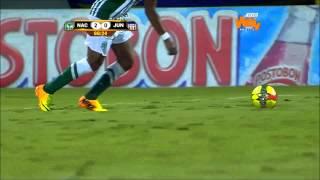 Resumen Atlético Nacional 2 --  1 Junior. Fecha 4 Cuadrangular A Liga Postobon -- Win Sports