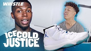 Selling Your Friend's EXPENSIVE Air Jordan 11s?! | Ice Cold Justice