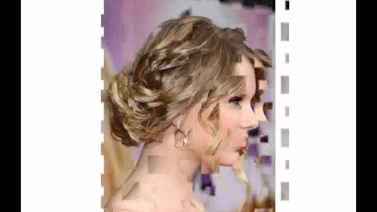 Updo Hairstyles For Long Thick Hair Youtube