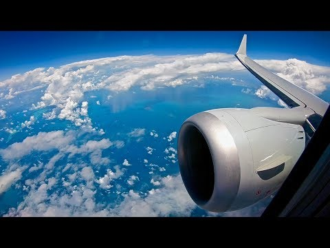 American Airlines – Boeing 737-8 Max – MIA-CLT – Full Flight – Inflight Series Ep. 136
