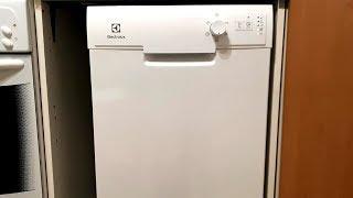 посудомоечная машина Electrolux ESF 6210 обзор