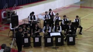 CCHS Cougar Band | Autumn Leaves