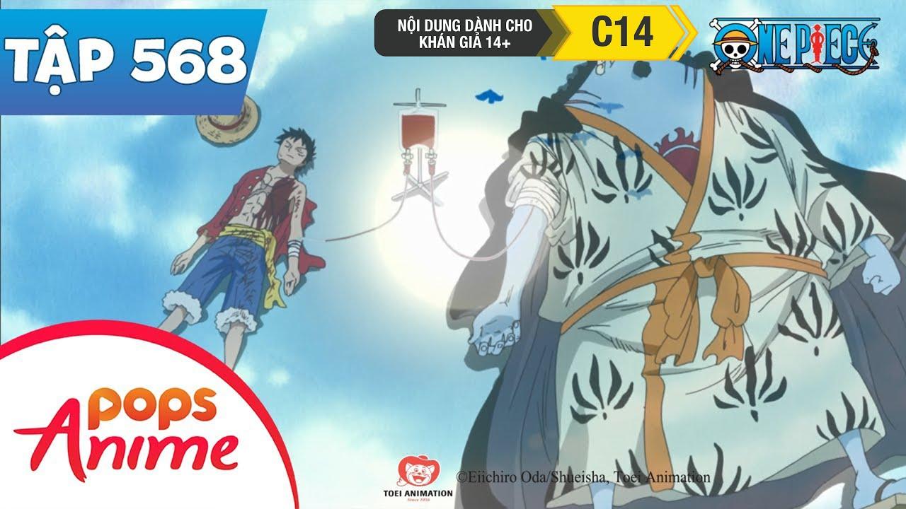 One Piece Tập 568 - Hướng Về Tương Lai! Con Đường Dẫn Đến Nơi Mặt Trời Chiếu Rọi! - Đảo Hải Tặc