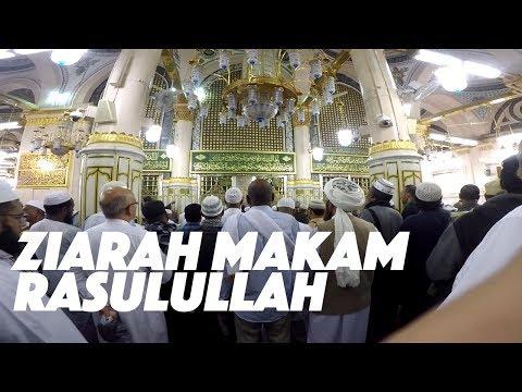 Vlog Ramadhan RG700 - Masuk Masjid Nabawi di Kota Madinah