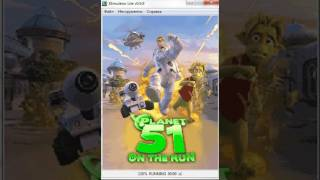 Planet 51: On the Run \ Планета 51  - java game for mobile