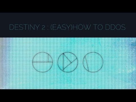 Destiny 2 : (Easy) How to DDOS #MOTM