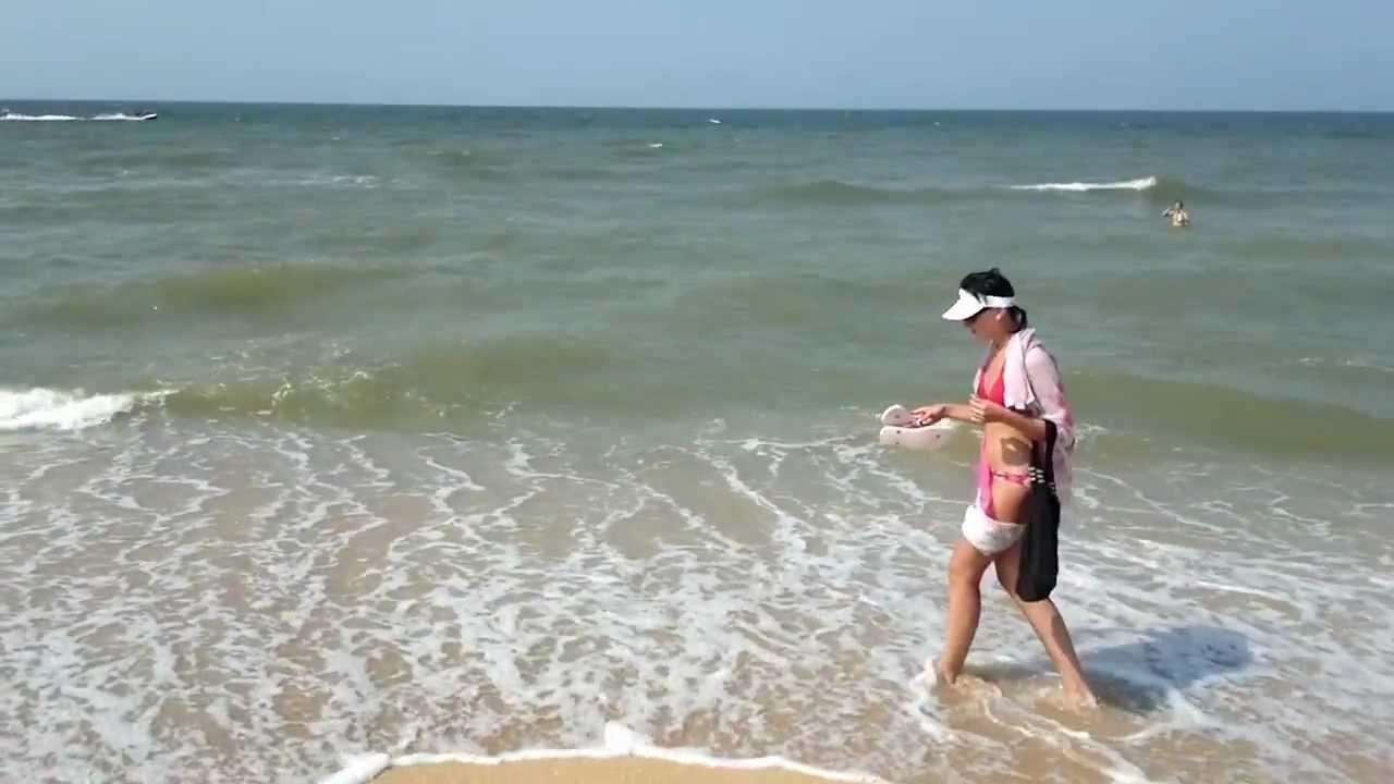 Нудистские пляжи на Азовском море