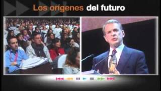 Debate Does the Universe have a purpose? (Eng) | CDI 2010 The origins of the future