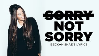 "Video If Demi Lovato's ""Sorry Not Sorry"" were a Christian song by Beckah Shae (LYRICS) download MP3, 3GP, MP4, WEBM, AVI, FLV Juli 2018"