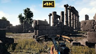 4K - PUBG GAMEPLAY MAX GRAPHICS PC