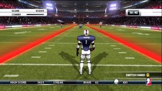 LIVE Tackle Alley Waves 1-100 (Backbreaker)
