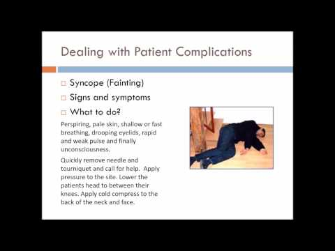 Phlebotomy: Veni-puncture Complications