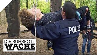17-Jähriger in Kletterpark verunglückt: Unfall oder Verbrechen? | Die Ruhrpottwache | SAT.1 TV