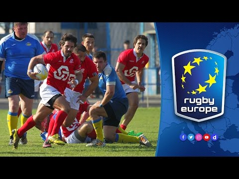 Thumbnail: Portugal vs Ukraine highlights | Rugby Europe Trophy