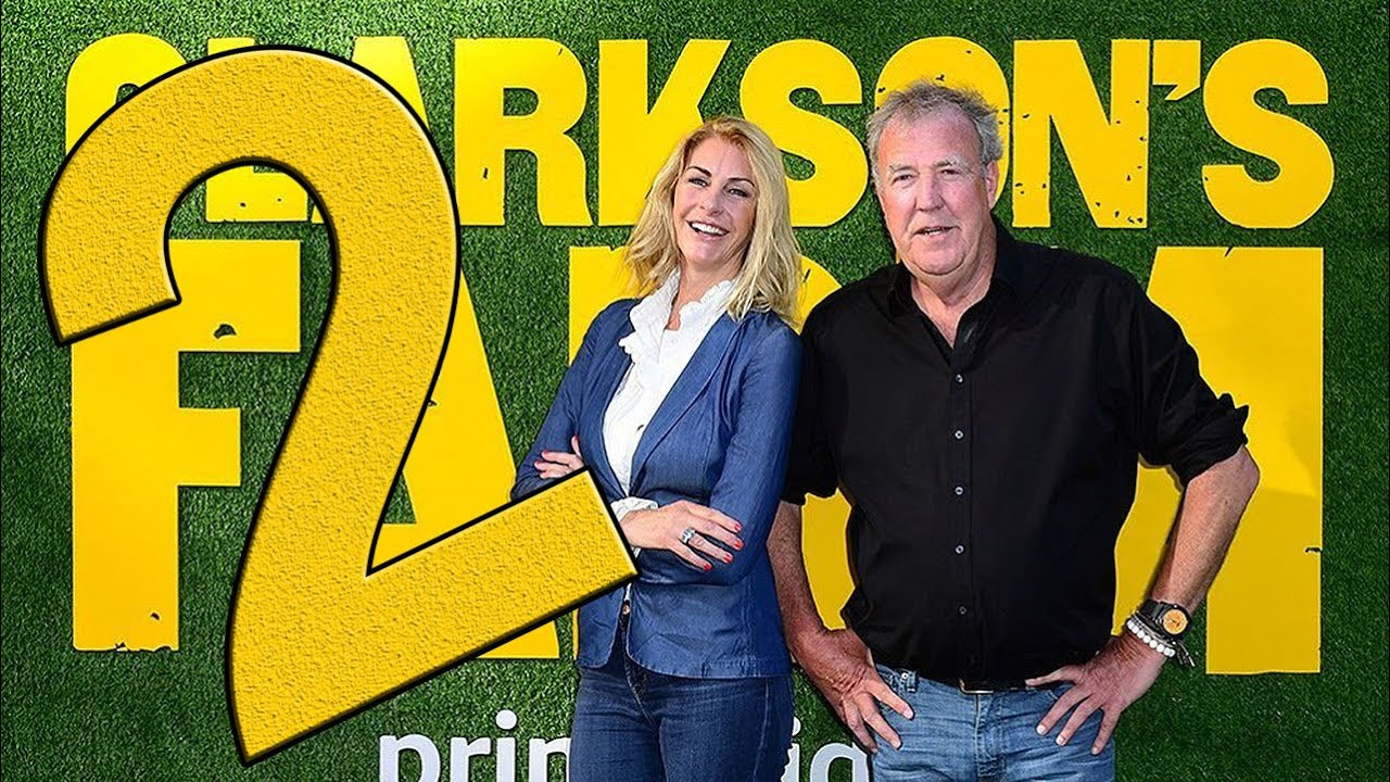 Clarkson's Farm Season 2 Officially Confirmed by Amazon.