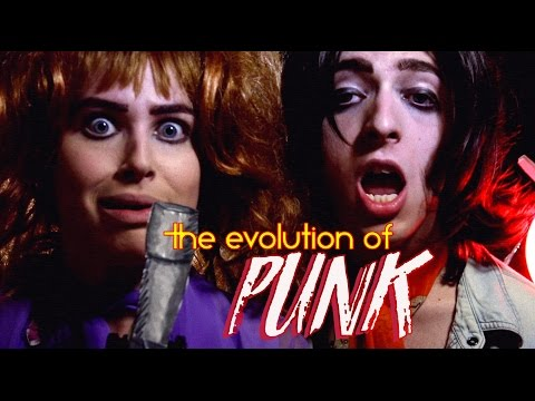 The Evolution of Punk