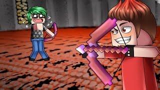 ¿HACKS O KITS? ._. (Minecraft: Bow Spleef)
