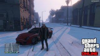 GTA V Online - Christmas 2019 Snow - PC/PS4/XOne