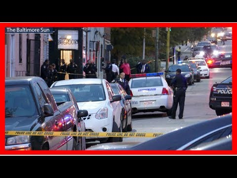 The Fox News - Baltimore detective killing prompts look at homicide rate citys