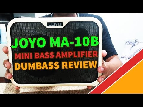 JOYO MA-10B (Bass Amp) REVIEW