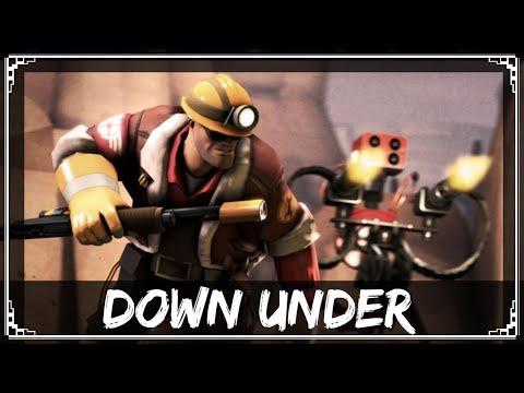 [TF2 Remix] SharaX - Down Under (More Gun)