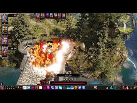 Divinity: Original Sin 2 Players Discover An Infinite Damage