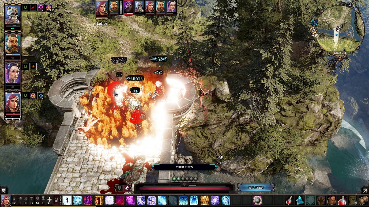 "Divinity: Original Sin's team ""love it"" when players break the game"