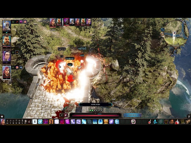 Divinity: Original Sin 2 Players Discover An Infinite Damage Combo
