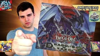 Best Yugioh Dragons of Legend 2 Booster Box Opening! ..Looney Tooney.. OH BABY!!