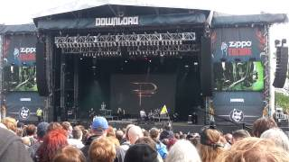 DragonForce @ Download Festival 2013 - Operation Ground And Pound