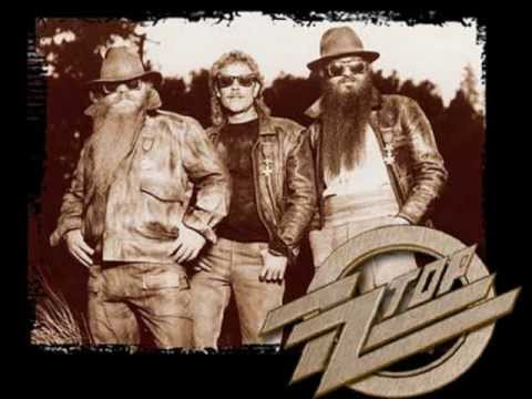 zz top - bad to  the bone