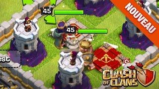 Clash of Clans DECOUVREZ CETTE ENORME MISE A JOUR EN VIDEO ! | Sneak peak