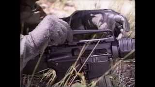 The ORIGINAL Colt M4 Carbine Video 1993