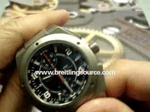 IWC Ingenieur AMG Titanium Watch