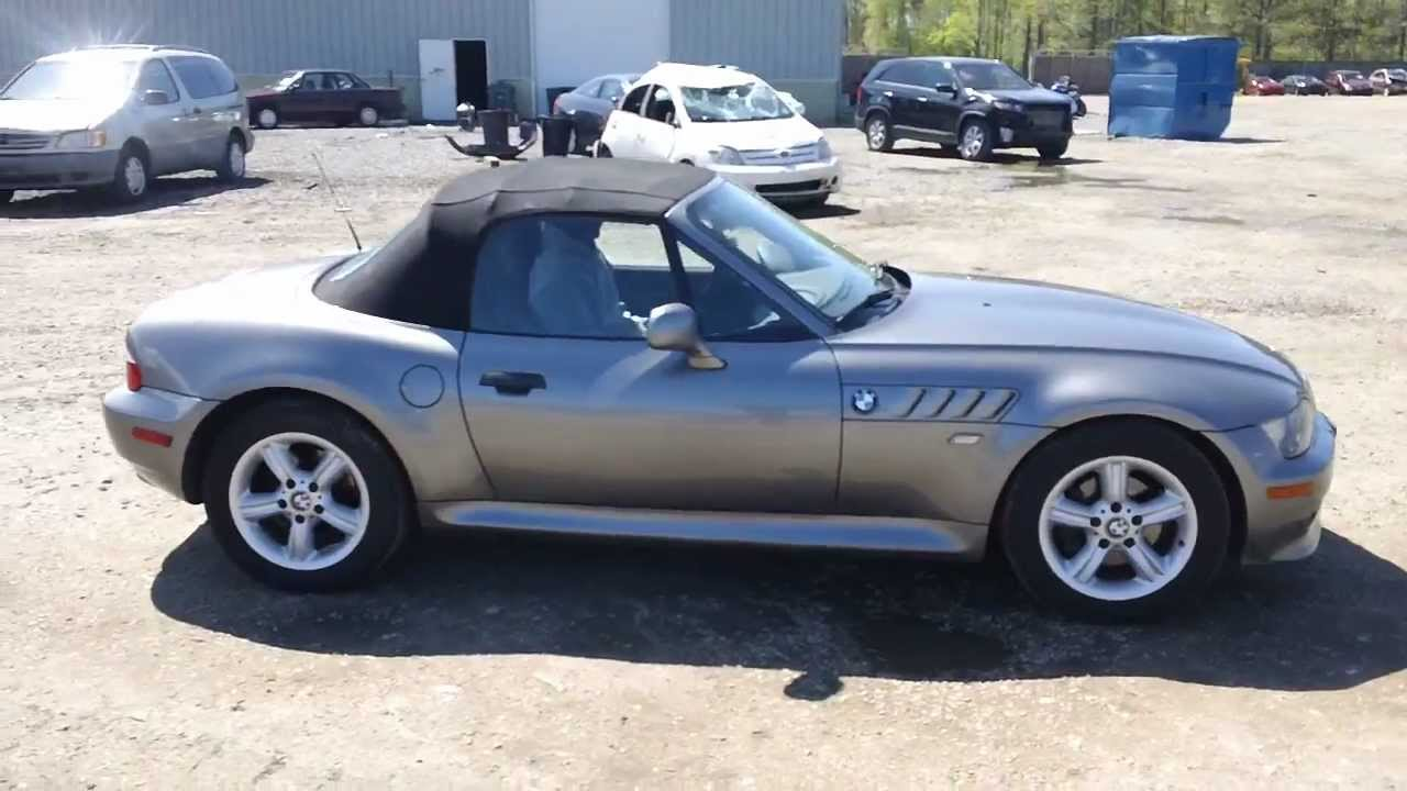 2002 bmw z3 youtube. Black Bedroom Furniture Sets. Home Design Ideas