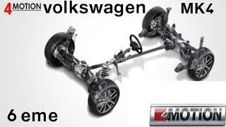 Golf 4 moteur 115 cv 4 motion break /0 à 150 km/h
